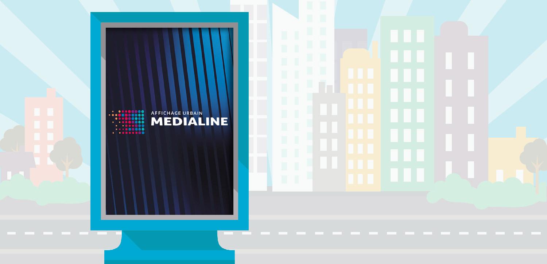 Medialine Affichage Urbain Notre ADN