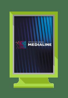 Medialine Supports Affichage urbain publicitaire